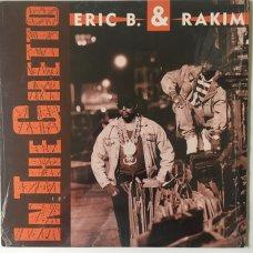 """Eric B. & Rakim - In The Ghetto, 12"""""""