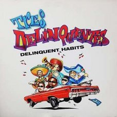 """Delinquent Habits - Tres Delinquentes, 12"""""""