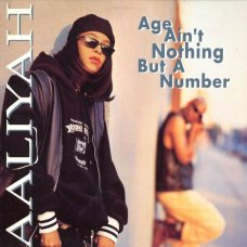 Aaliyah - Age Ain't Nothing But A Number, 2xLP