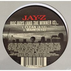 """Jay-Z - Roc Boys (And The Winner Is)..., 12"""""""