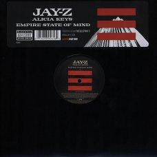 "Jay-Z & Alicia Keys - Empire State Of Mind, 12"""