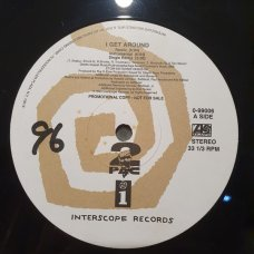 "2Pac - I Get Around, 12"", Promo, Reissue"