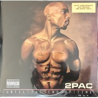 2Pac – Until The End Of Time, 4xLP, Reissue