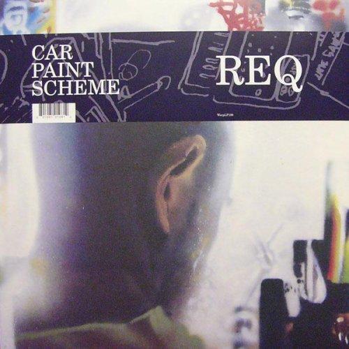 REQ - Car Paint Scheme, 2xLP