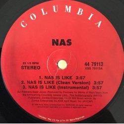 "Nas - Nas Is Like / Dr. Knockboots, 12"""