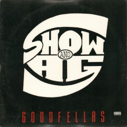 Show And A.G - Goodfellas, 2xLP