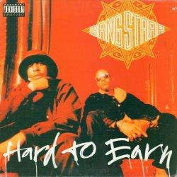 Gang Starr - Hard To Earn, 2xLP