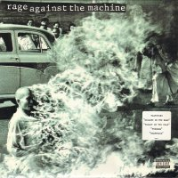 Rage Against The Machine - Rage Against The Machine, LP