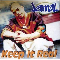 """Jamal - Keep It Real, 12"""""""