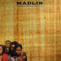 """Madlib - Blunted In The Bomb Shelter EP, 12"""", EP"""