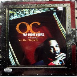 """O.C. Featuring Yvette Michelle - Far From Yours, 12"""""""
