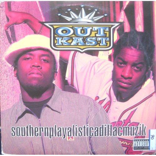 "OutKast - Southernplayalisticadillacmuzik, 12"""