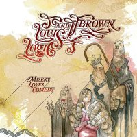 Louis Logic & J.J. Brown - Misery Loves Comedy, 2xLP