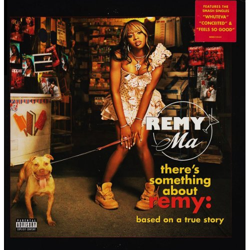 Remy Ma - There's Something About Remy: Based On A True Story, 2xLP