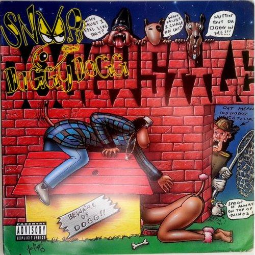 Snoop Doggy Dogg - Doggystyle, LP