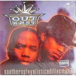 OutKast - Southernplayalisticadillacmuzik, LP