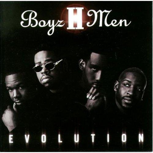 Boyz II Men - Evolution, 2xLP