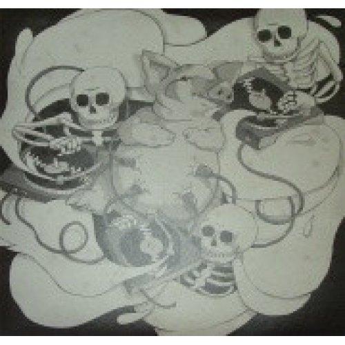 """Den Sorte Skole - Svinemalkeren, 12"""", EP"""