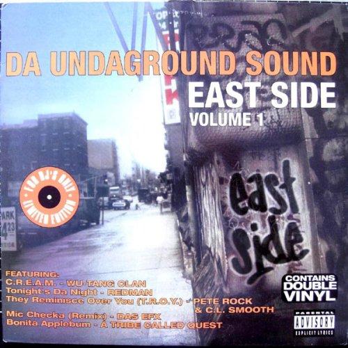 Various - Da Undaground Sound (East Side Volume 1), 2xLP
