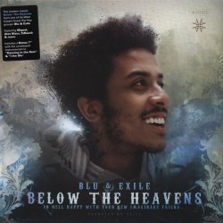 "Blu & Exile - Below The Heavens, 2xLP, Reissue + 7"""