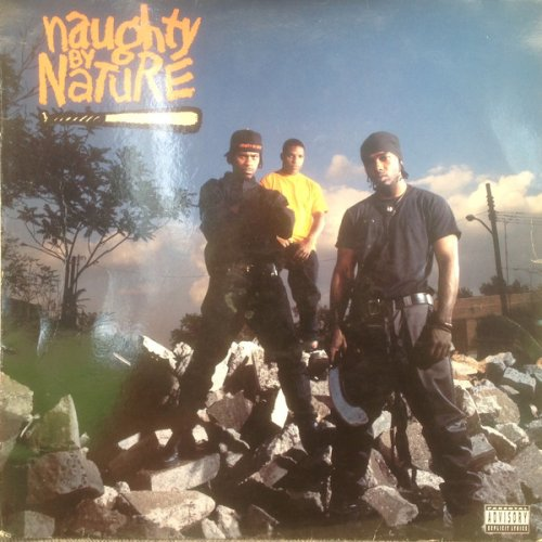 Naughty By Nature - Naughty By Nature, LP