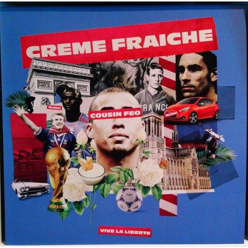 Cousin Feo x Keor Meteor - Creme Fraiche, LP