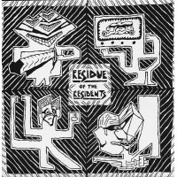The Residents - Residue Of The Residents, LP