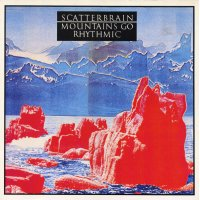Scatterbrain - Mountains Go Rhythmic, LP
