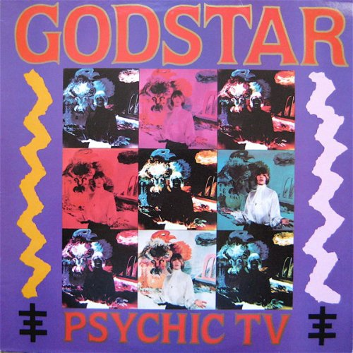 """Psychic TV And The Angels Of Light - Godstar, 12"""""""
