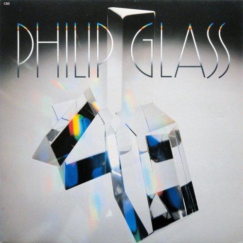 Philip Glass - Glassworks, LP