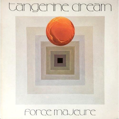 Tangerine Dream - Force Majeure, LP
