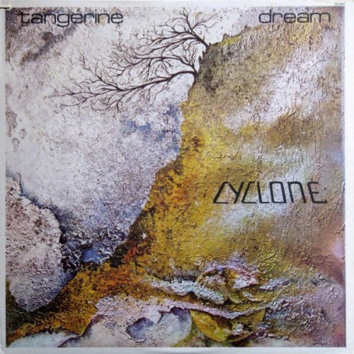 Tangerine Dream - Cyclone, LP, Reissue
