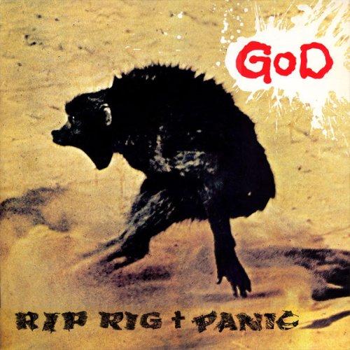 "Rip Rig + Panic - God, 2x12"""