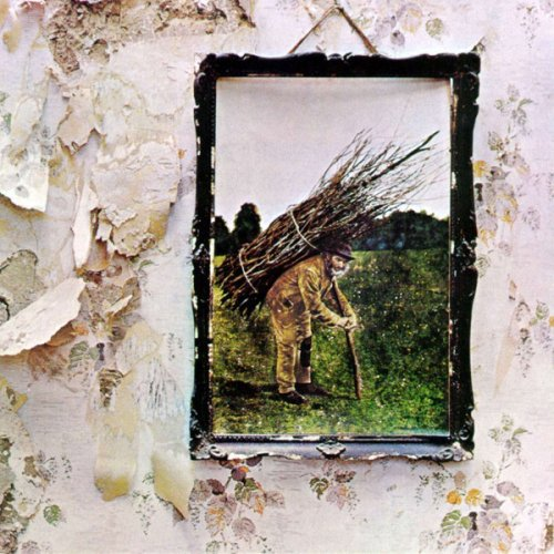 Led Zeppelin - Untitled, LP, Repress