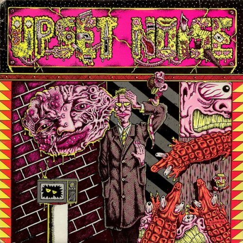 Upset Noise - Nothing More To Be Said!!, LP