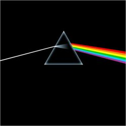 Pink Floyd - The Dark Side Of The Moon, LP, Repress