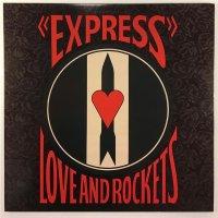 Love And Rockets - Express, LP