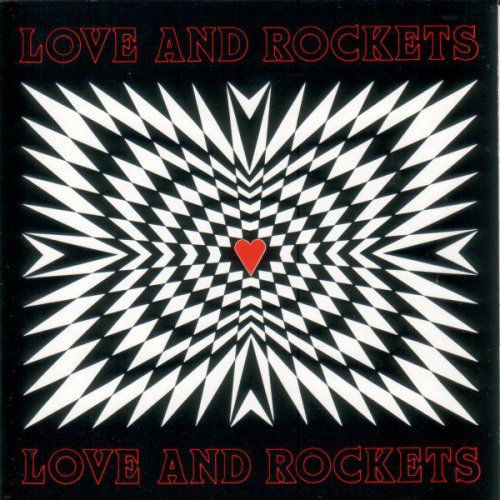 Love And Rockets - Love And Rockets, LP