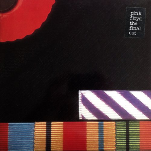 Pink Floyd - The Final Cut, LP