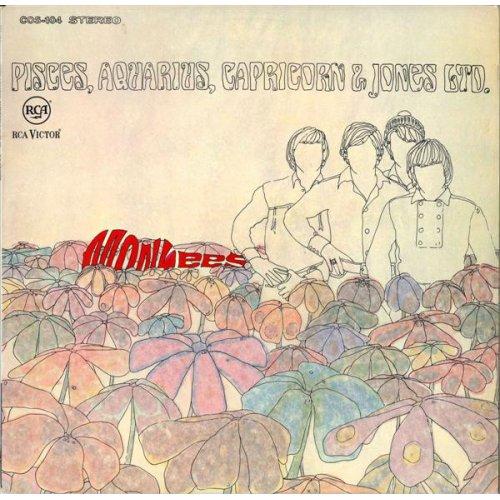 The Monkees - Pisces, Aquarius, Capricorn & Jones Ltd., LP