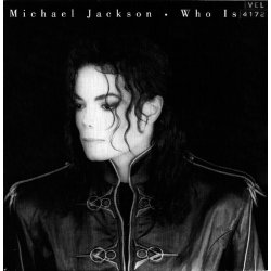 "Michael Jackson - Who Is It, 12"""