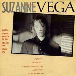 Suzanne Vega - Suzanne Vega, LP