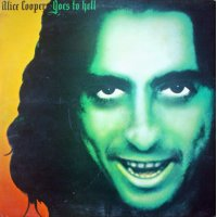 Alice Cooper - Goes To Hell, LP