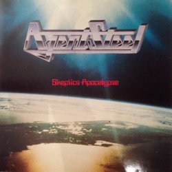 Agent Steel - Skeptics Apocalypse, LP