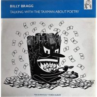 Billy Bragg - Talking With The Taxman About Poetry, LP