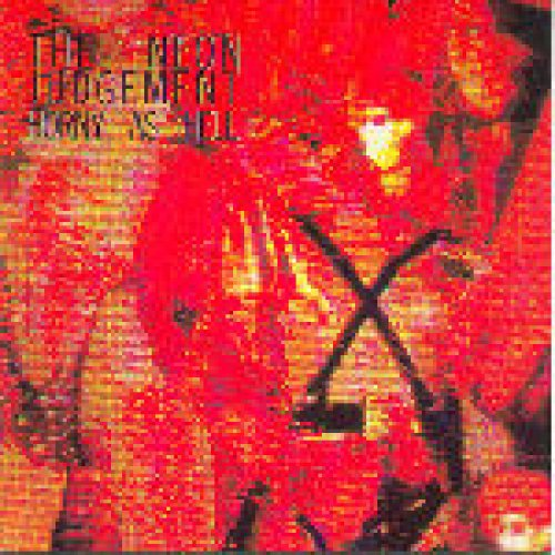The Neon Judgement - Horny As Hell, LP