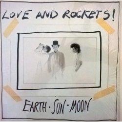 Love And Rockets - Earth • Sun • Moon, LP