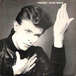 """David Bowie - """"Heroes"""" = 英雄夢語り(ヒーローズ), LP"""
