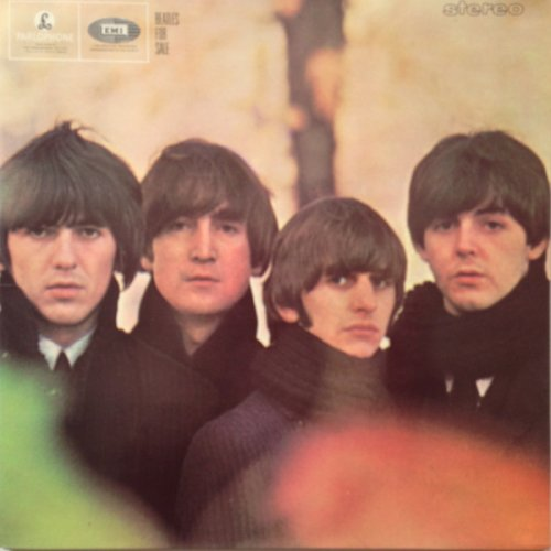 The Beatles - Beatles For Sale, LP, Reissue