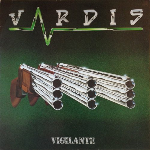 Vardis - Vigilante, LP